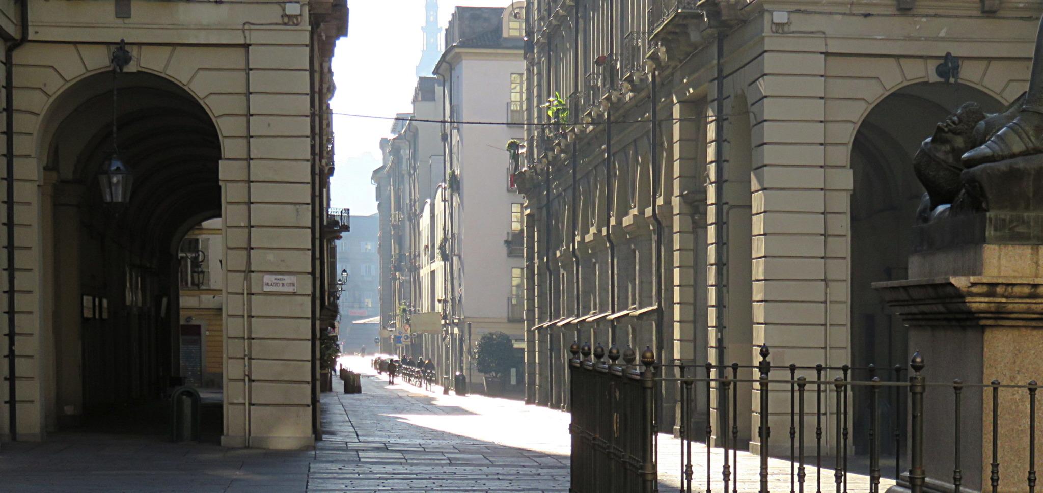 Torino - Piazza Palazzo di Città